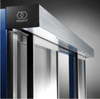 Curved Automatic Door