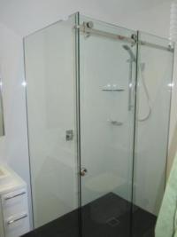 Sliding Shower Corner Type